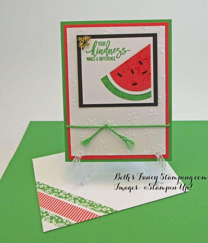 Cucumber Crush and Watermelon Wonder